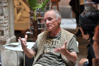 Antonio López Garcia, miembro del Jurado de Figurativas 2015