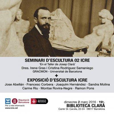 Seminario sobre Josep Clarà