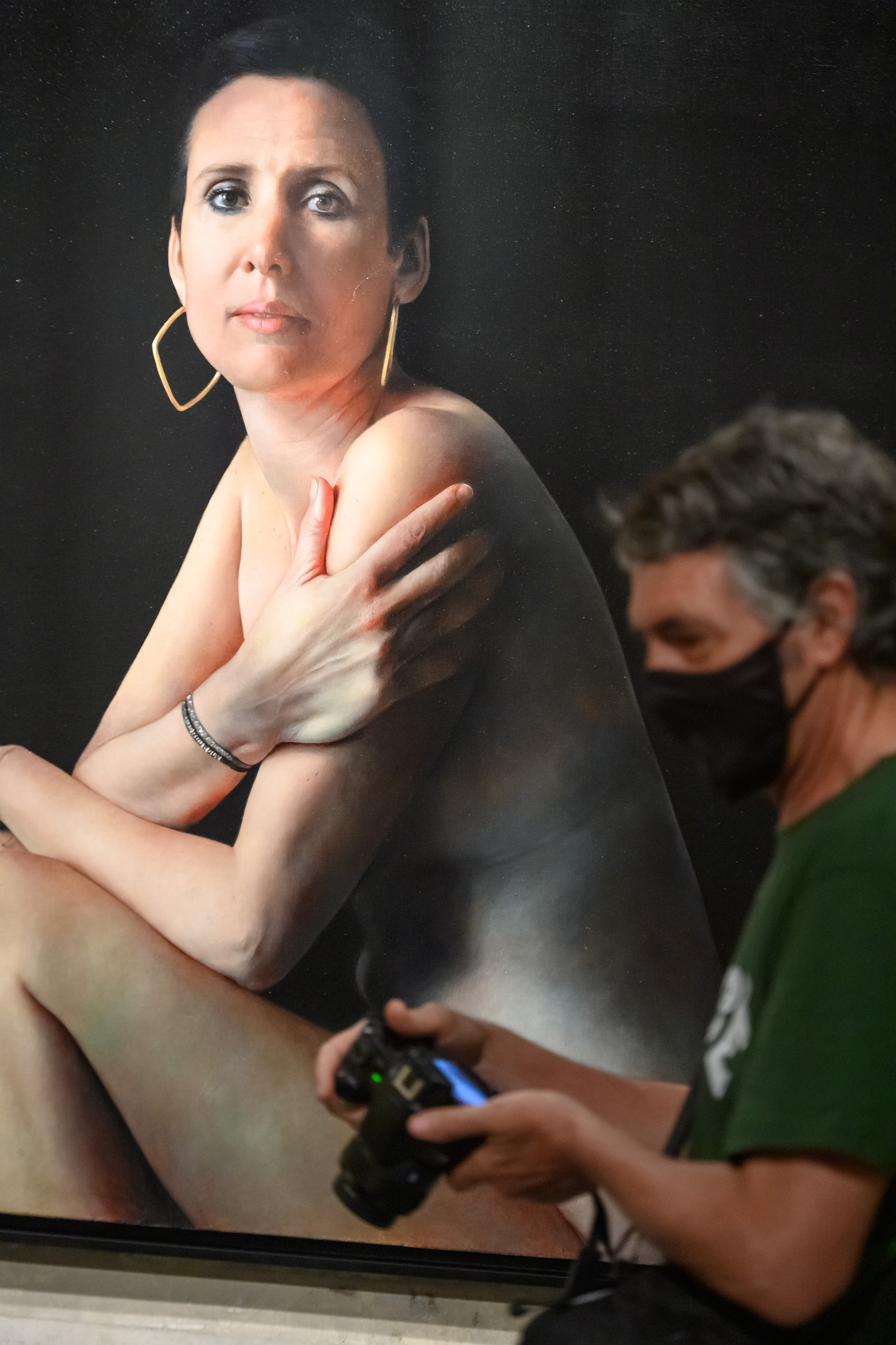 The MEAM exhibits the winning works in the modern portrait contest ModPortrait 2020
