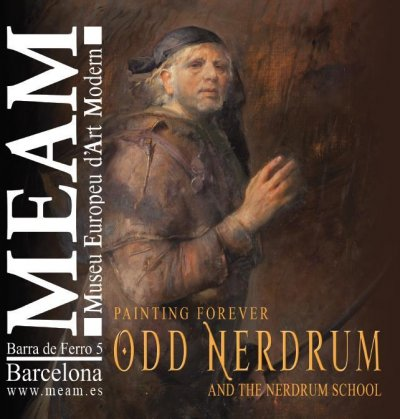 Inauguración Odd Nerdrum & The Nerdrum School