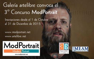 3rd Portrait Competition ModPortrait