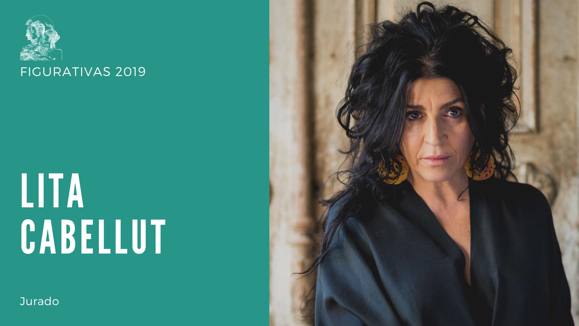 Lita Cabellut, member of the jury of Figurativas 2019