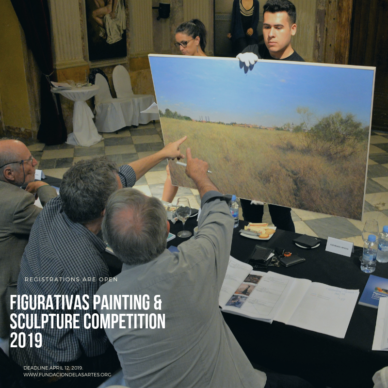 Deadline for Figurativas 2019 next April 30